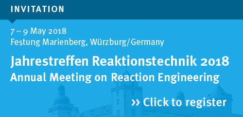 Annual Meeting Reaction Engineering